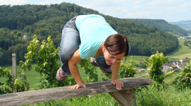 Yoga macht offenherzig